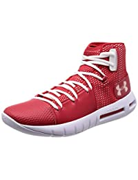 Under Armour Mens Drive 5 Basketball Shoe