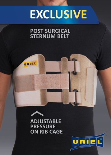Meditex Rib and Sternum Belt (Chest Support) (30''-45'')