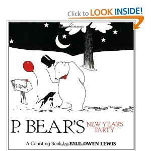 P. Bear's New Years Party: A Counting Book