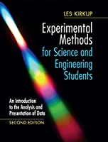 Experimental Methods for Science and Engineering Students, 2nd Edition Front Cover