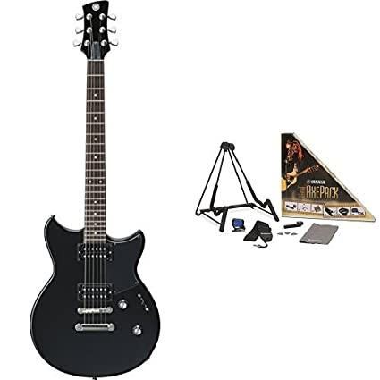 Amazon.com: Yamaha Revstar RS320 - Black Steel, with Yamaha Accessories Kit: Musical Instruments