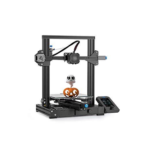 MKK Official Creality Upgraded Ender 3 V2 3D Printer with 200g Test Filament, Ender-3 V2 FDM Printer with Silent…