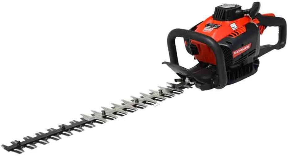 Hedge Cutter, 750 mm Longitud de la cuchilla, cortasetos Jardín y Paisajismo portátil de Hogares cortasetos kyman (Size : Doubleedged hedge trimmer)