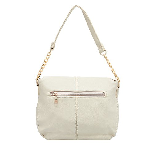 Satchel up Zip Off White Small Sling it vqvTwrE