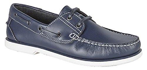 Azul azul marino zapatilla Dek unisex baja tIdgXxX