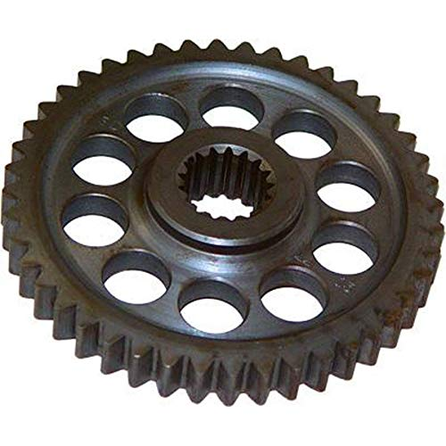 (Hyvo Bottom Gear - 37T Sprocket, 15T Internal 2002 Yamaha SXV700 SX Viper Snowmobile)