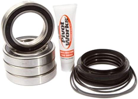 Wheel Seal//Bearing Kit For 2014 Yamaha YFM700R Raptor SE~Pivot Works
