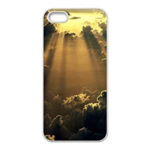 Sunshine beautiful nature scenery fashion phone case for iPhone 5s wangjiang maoyi