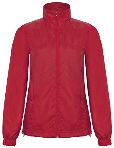 B&C Collection - Chaqueta - para mujer Rosso