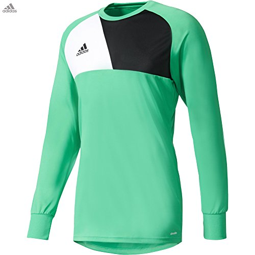 adidas ASSITA 17 Long Sleeve Goalkeeper Jersey Energy Green ()