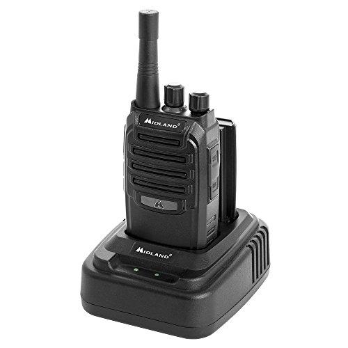 Midland Consumer Radio BR200 2W 16 Channel UHF Business Band