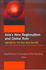 Asia's New Regionalism and Global Role Hardcover