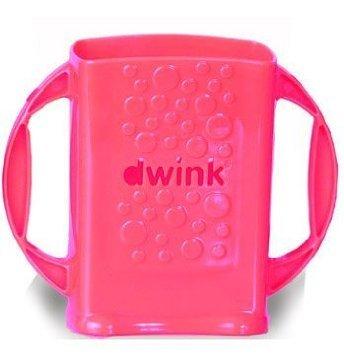 """Dwink"" The Universal Drink Box Holder – Pink, Baby & Kids Zone"