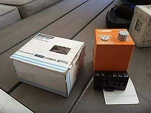 Venture Florida Electronics Syrelec Crouzet DVLR10S110A 110V Digital Timer Underspeed Monitor DVLR New $149