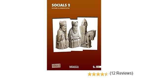 Socials 2n ESO. Dossier d aprenentatge ed. 2015 Materials ...