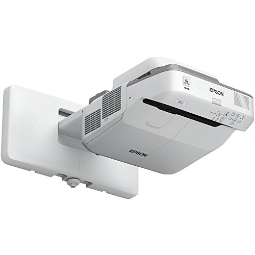Epson V11H741522 BrightLink 685WI LCD Projector, White