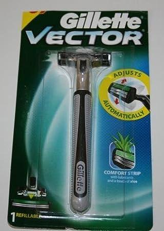 Gillette Vector - Recambios para Cuchillas de Afeitar compatibles ...