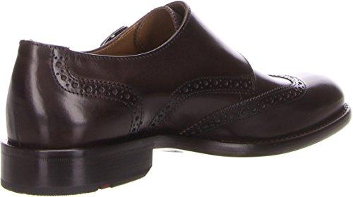 LLOYD Shoes GmbH Locarno Größe 41.5 Braun (Braun)