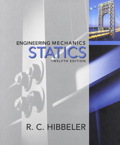 Engineering Mechanics Statics with Student Study Pack & Mastering Access (12th Edition)
