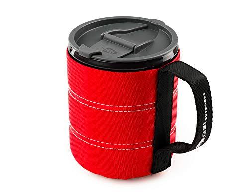 GSI Outdoors Infinity Backpacker Mug, Red