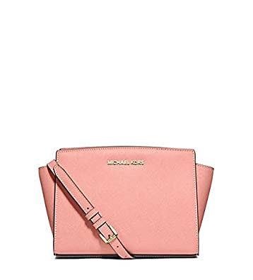 cdaf09f5a73a Amazon.com  MICHAEL Michael Kors Women s Selma Medium Messenger Bag ...