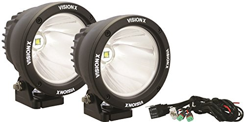 Vision X Lighting 9151069 Cannon Black 4.5