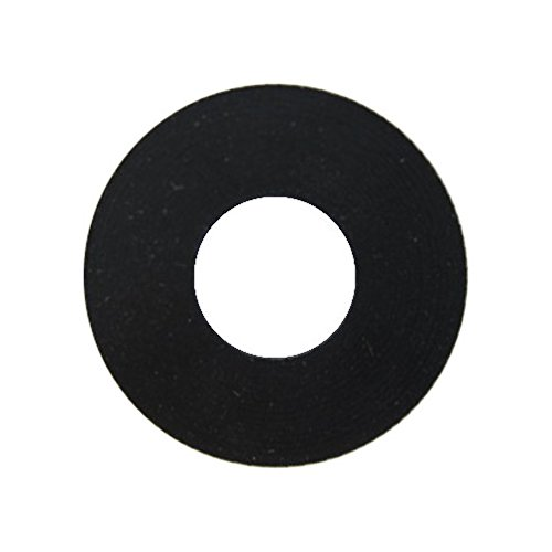 Pack of 12 1//16 Thickness 3//16 I.D X 1//2 O.D Neoprene Rubber Washers