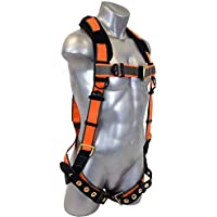 Warthog 5 – Point Full Body Harness with Tongue Buckle Legs & X-Pad(S-M-L)
