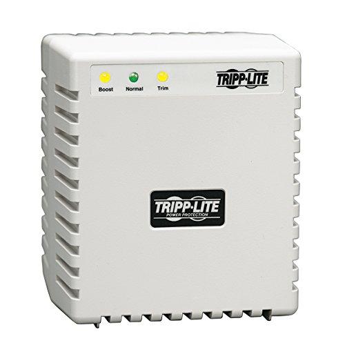Tripp Lite LR604 Line Conditioner 600W AVR Surge 230V 2.6A 50/60Hz C13 3 Outlet (Lite Conditioner Tripp Line)
