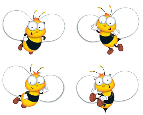 Buzz–Worthy Bees Cut-Outs]()