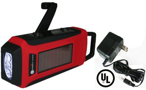 Ambient Weather WR 099 AC KIT WeatherBand Flashlight