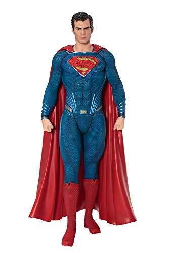 ARTFX + JUSTICE LEAGUE Superman 1 / 10 scale PVC pre-painted PVC figure ()