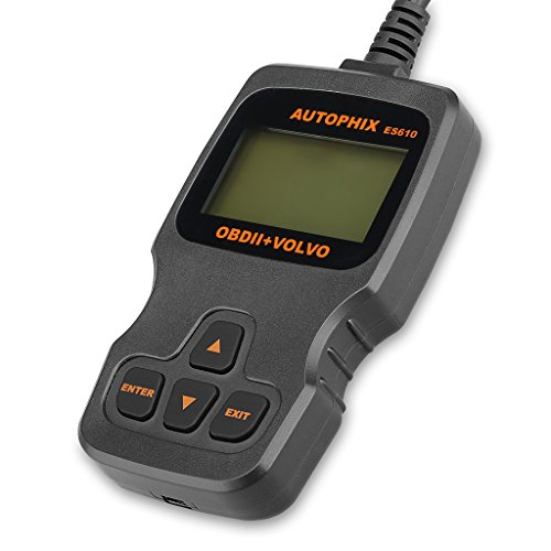 AUTOPHIX Professional E-SCAN Car Scanner Auto Scan Check