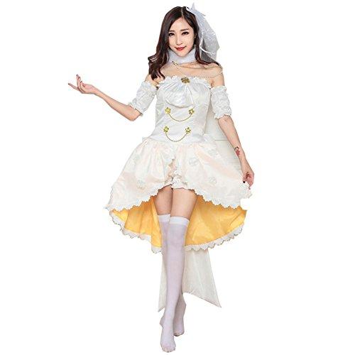 anime girl wedding dress - 4
