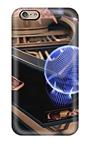 Durable Defender Case For Iphone 6 Tpu Cover(mass Effect Video Game Other)