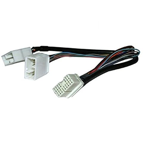 Y-cable adapter - TOOGOO(R)Honda Y Cable Splitter for Aux CD Changer / Navigation / XM / Ipod (Honda Accord Navigation Disc)