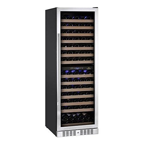 KingsBottle KBU 428D RHH Refrigerator Stainless
