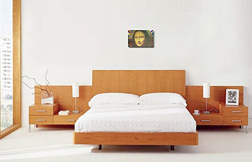 Mona Lisa 3D Home Deoration Wall Decor ing