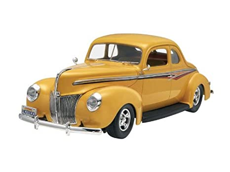 1/25 1940 Ford Coupe Street Rod