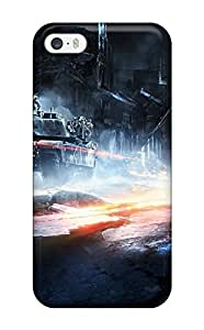 Premium Battlefield 3 Back Cover Snap On Case For Iphone 5/5s