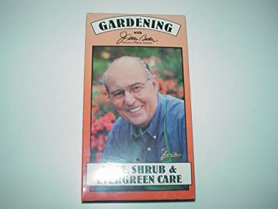 Gardening with Jerry Baker. Trees, shrub & evergreen care.