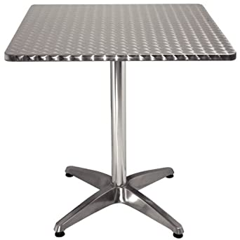 Bolero square bistro table 720x700x700mm restaurant bar cafe bolero square bistro table 720x700x700mm restaurant bar cafe commercial dining watchthetrailerfo