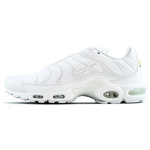 Plus Running Max Air Bianco Uomo NIKE White White 100 White Scarpe npAfwIZq