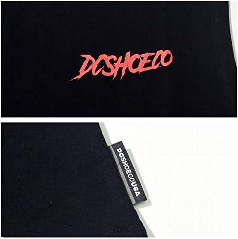 (ディーシーシューズ) DC SHOES ノースリーブ タンクトップ 大きいサイズ メンズ B系 スケーター 20 GRAPHIC SLEEVELESS 5226J021 ブラック