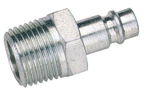 Draper 1/2' Bsp Male Nut Pcl Euro Coupling Adaptor (Sold Loose) Draper Tools VBPHIKAZA919