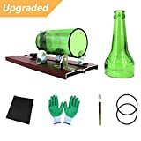 Glass Bottle Cutter, Bottle Cutting Machine Tool Kit for Wine / Beer Bottles