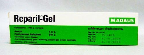 Reparil-gel 20g Anti-inflammatoire pour soulager la douleur Aescin