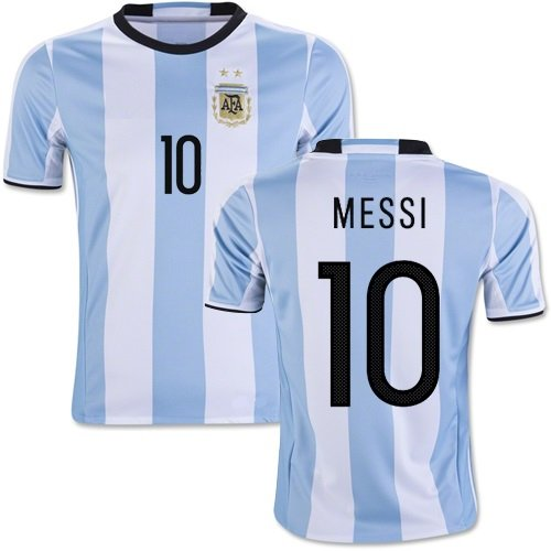 81fa525ea JerzeHero Argentina Messi  10 Girls Youth 3 in 1 Soccer Gift Set ✓ Soccer  Jersey ✓ Shorts ✓ Headband ✓ Home or Away ✓ Short Sleeve or Long Sleeve (YL  ...