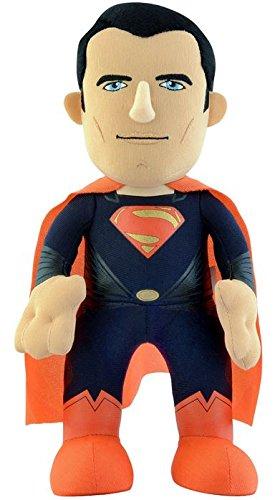 "Bleacher Creatures Man of Steel Superman 10"" Plush Figure"
