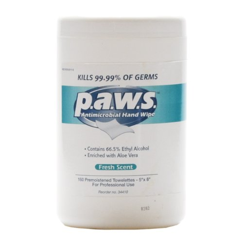 Paws Antimicrobial Disinfectant Hand Hitachi